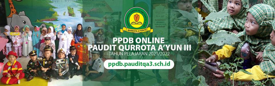 PAUDIT Qurrota A'yun 3 Bandar Lampung